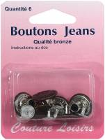 BOUTONS JEANS H466.BZ