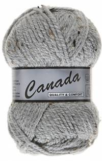 Laine Canada tweed gris clair 420