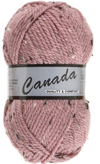 Laine Canada tweed rose 485