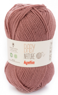 baby nature vieux rose 103