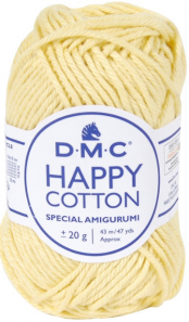 happy cotton vanille 787