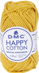 happy cotton moutarde 794