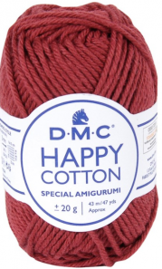 happy cotton bordeaux 791