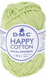 happy cotton vert pomme 779