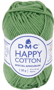 happy cotton vert olive 780