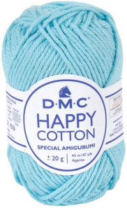 happy cotton turquoise 785
