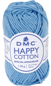 happy cotton bleu 797