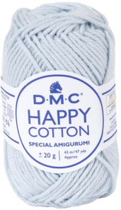 happy cotton bleu gris 796