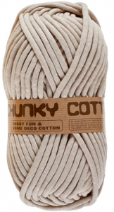 chunky cotton beige clair 791