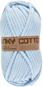 chunky cotton ciel 011