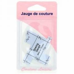 Jauge couture H260