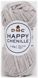 happy chenille gris clair 06