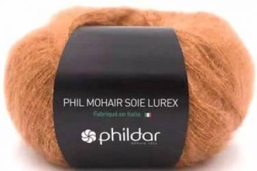 PHIL MOHAIR SOIE LUREX