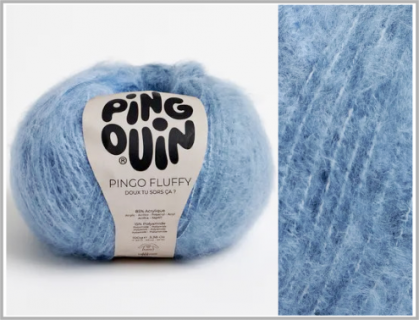 pingo fluffy denim