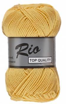 RIO 371 jaune oeuf