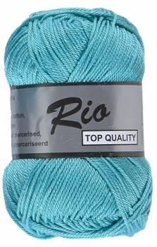 RIO 452 bleu turquoise