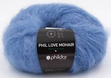 PHIL LOVE MOHAIR