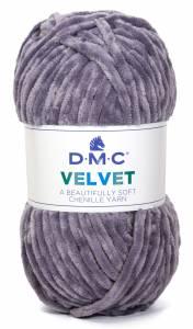 DMC VELVET 09 GRIS/VIOLET