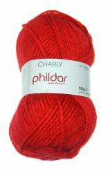 phildar charly coquelicot