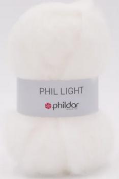 phil light blanc