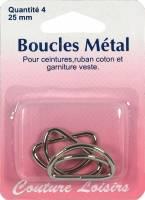 BOUCLES METAL H462.25