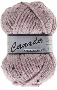 Laine Canada tweed rose 475