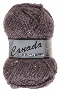 Laine Canada tweed mûre 470