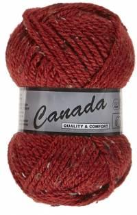 Laine Canada tweed pourpre 440