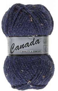 Laine Canada tweed marine 460
