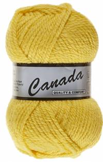 laine canada jaune 372