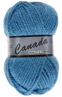 laine canada bleu 458