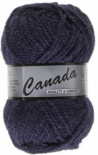 laine canada bleu marine 890