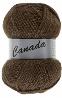 laine canada marron 049