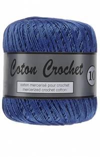 coton crochet bleu 022