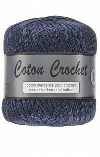 coton crochet bleu jeans 890