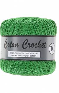 coton crochet vert 045