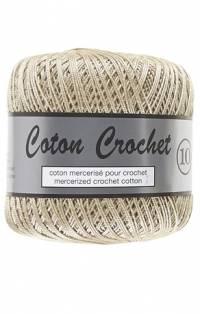 coton crochet beige 791