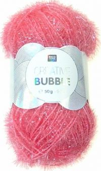 creative bubble fuchsia 004