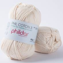 phil coton 3 ecru
