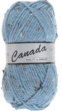 Laine Canada tweed ciel 462