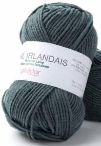phil irlandais vert de gris