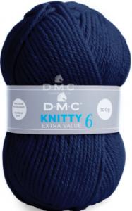 knitty 6 bleu marine 971