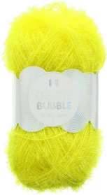 creative bubble jaune fluo 027