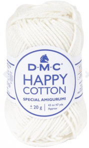 happy cotton écru 761