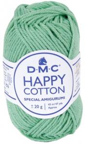 happy cotton vert amande 782