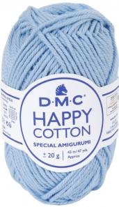 happy cotton bleu clair 751