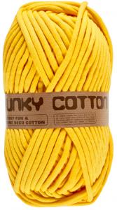 chunky cotton jaune 371