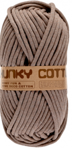chunky cotton taupe 792