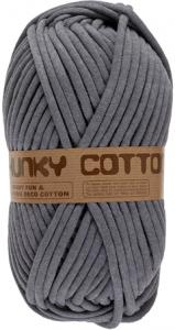 chunky cotton gris foncé 02