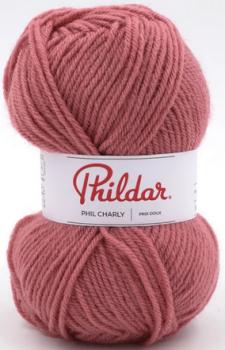 phildar charly vieux rose